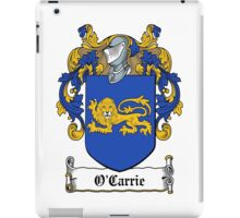O'Carrie (Connaught) iPad Case/Skin