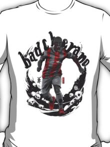 Badcherano Monster in Barcelona T-Shirt