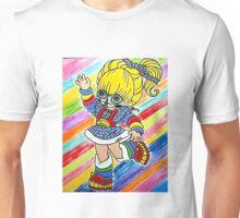 Sugar Skull Rainbow Brite Unisex T-Shirt