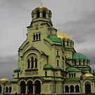 The catedral Al. Nevski, Sofia, Bulgaria by tonymm6491