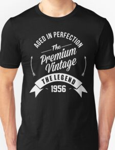 Vintage 1956 Aged To Perfection T-Shirt