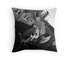 Chapel Street Throw Pillow