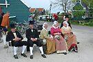 Traditional Dutch Costumes by Jo Nijenhuis