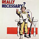 Is Your Journey Really Necessary? by Bridgeman Art Library