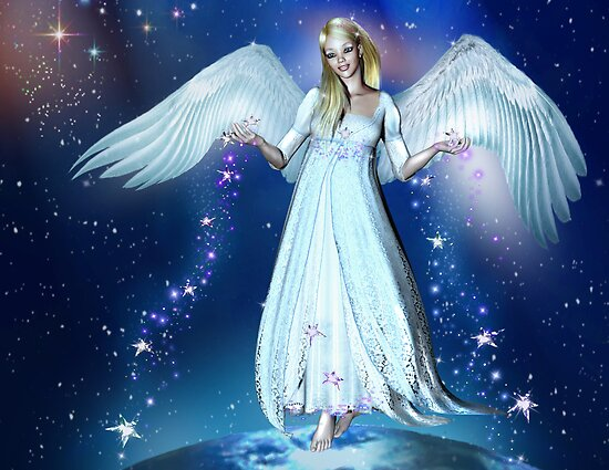 angelsoulart › Portfolio › Angel of Peace