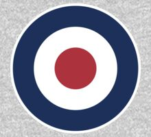 Classic Roundel Graphic Kids Clothes