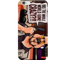 Over the Line! iPhone Case/Skin