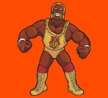 Hasbro Hulk Hogan by G-Spark