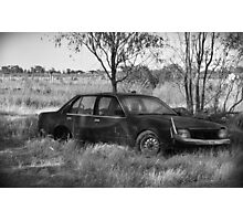 Old Holden part 2 Photographic Print
