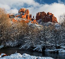 Sedona, Az - Blizzard by Candy Gemmill