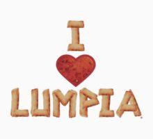 I Love Lumpia Kids Clothes