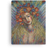 Loving Angel Canvas Print
