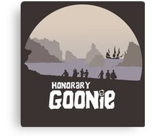 Honorary Goonie Canvas Print