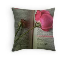 Meaning and Memories. Throw Pillow
