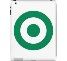 Roundel of the Nigerian Air Force  iPad Case/Skin