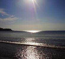 Morning Sea by tonymm6491