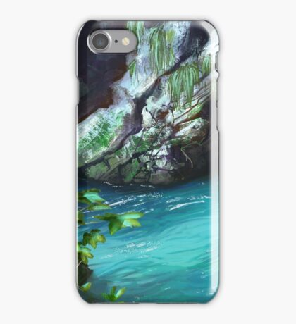 Vintgar Gorge iPhone Case/Skin