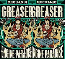 mechanic greaser leggings by NanoBarbero