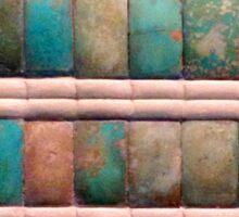 Egyptian Tiles Sticker