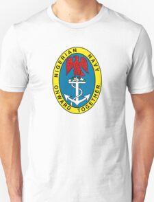 Badge of the Nigerian Navy T-Shirt