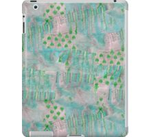 Pencil wildlife iPad Case/Skin
