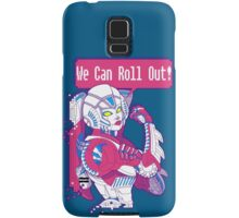 Arcee - We Can Roll OUT! Samsung Galaxy Case/Skin