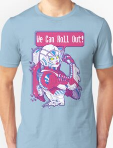 Arcee - We Can Roll OUT! T-Shirt