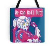 Arcee - We Can Roll OUT! Tote Bag