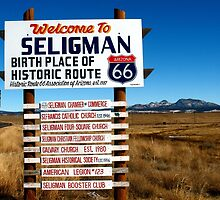 welcome to seligman by andalaimaging