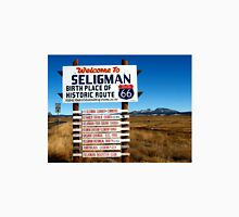 welcome to seligman Unisex T-Shirt