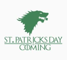 Saint Patricks Day Is Coming by holidayswaggs