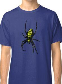 Spider - Yellow Classic T-Shirt