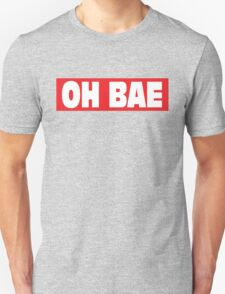 OH BAE - OBEY Unisex T-Shirt