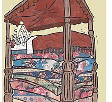 The Princess and the Pea by Wendy Howarth