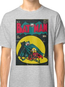Batman and Robin/Adventure time Mashup Classic T-Shirt