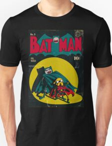 Batman and Robin/Adventure time Mashup T-Shirt