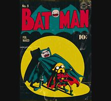 Batman and Robin/Adventure time Mashup Unisex T-Shirt