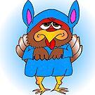 Thanksgiving Turkey (Bunurkey) by EddyG