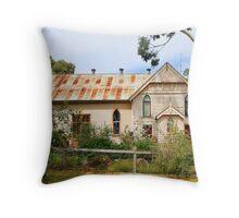 Wesleyan Chapel, Birregurra Throw Pillow