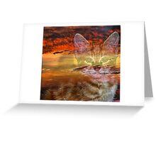 Pretty Kitty Greeting Card
