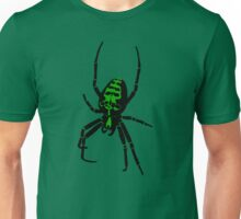 Spider - Green Unisex T-Shirt