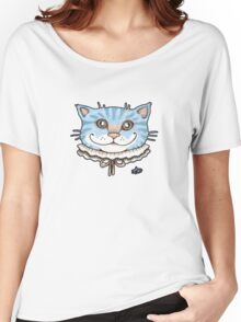 Cheshire Puss Women's Relaxed Fit T-Shirt