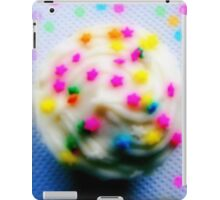 Rainbow Brite Star Sprinkles Cupcake iPad Case/Skin