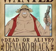 Wanted Luffy Fake - One Piece by yass-92