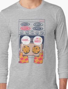 Baked Cookies Long Sleeve T-Shirt