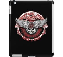 Vintage Ink Tattoo iPad Case/Skin