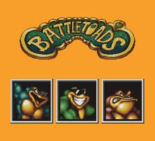 Battletoads by CavedIn