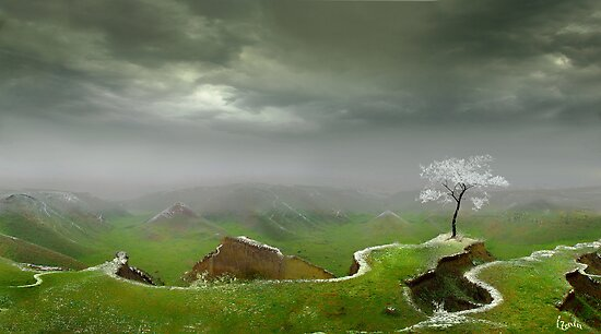 November's Frost by Igor Zenin