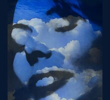 Joni in Clouds by ric3188