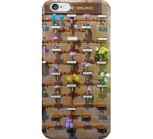 In Memory of Babies and Children iPhone Case/Skin